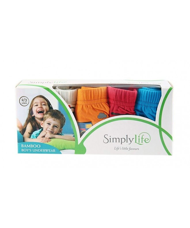 Simply Life Bamboo Viscose Underwear