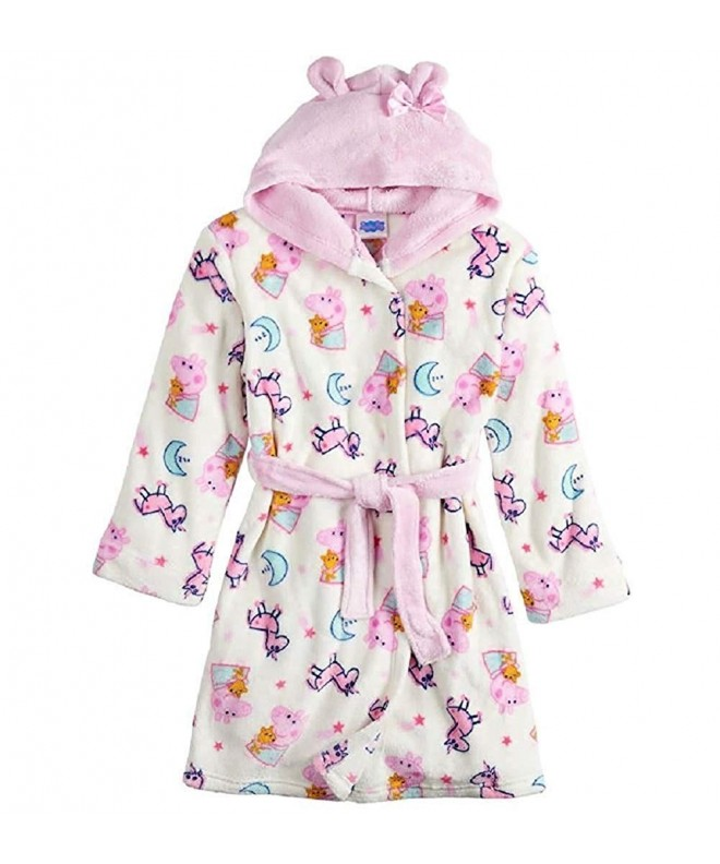 Bathrobe Little Toddler Unicorn Hooded