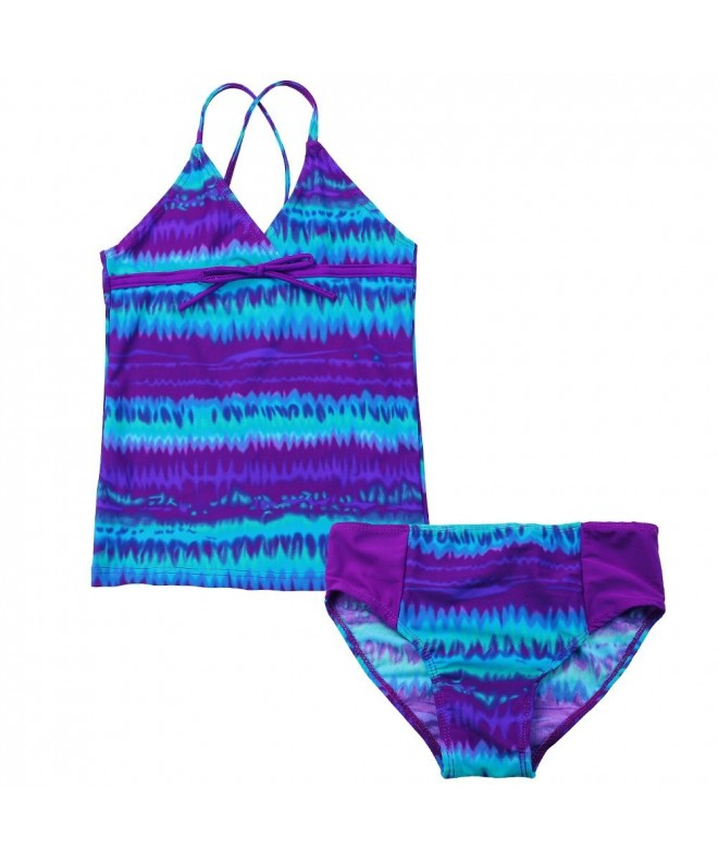 BAOHULU Seaside Colorful Protection Swimwear