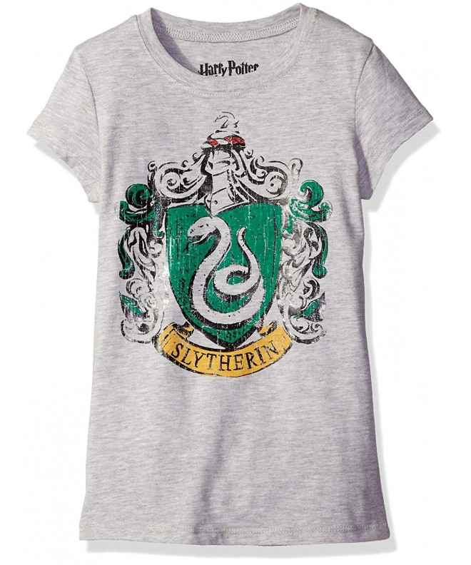 Harry Potter Girls Sleeve T Shirt