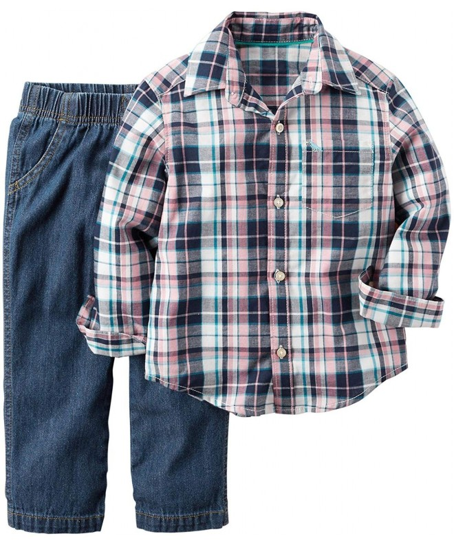Carters Boys Playwear Sets 249g250