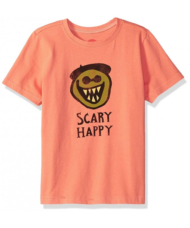 Life Good Crusher Scary Happy