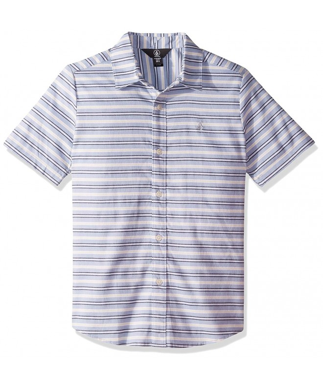 Volcom Toner Button Short Sleeve