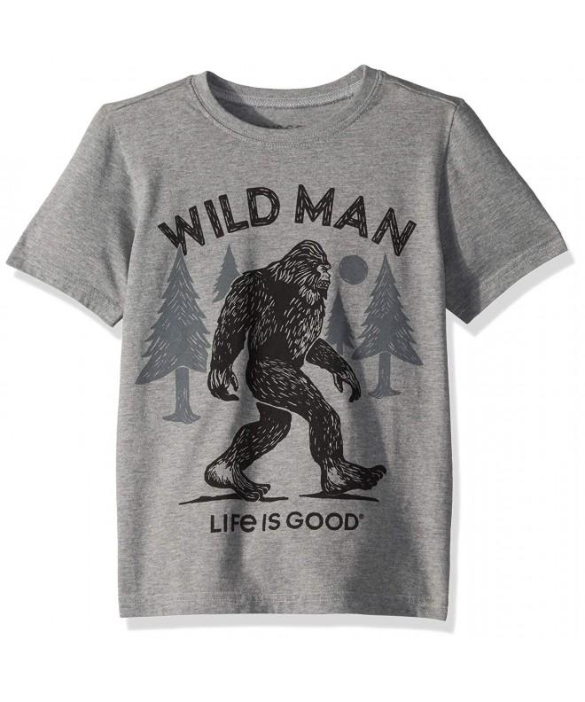 Life Good Boys Crusher T Shirt