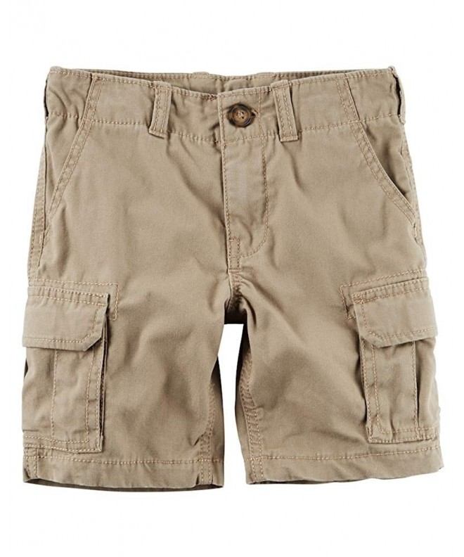 Carters Toddler Khaki Shorts Months