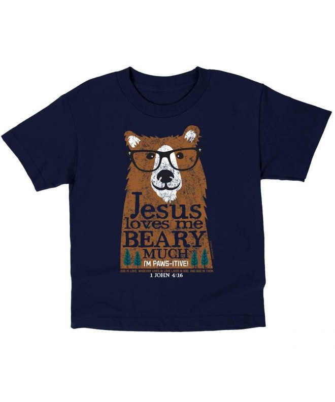 Jesus Loves Beary Much Kidz