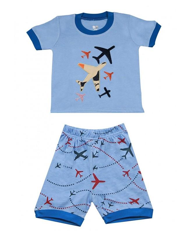 Pandaprince Little Pajama Shorts Cotton