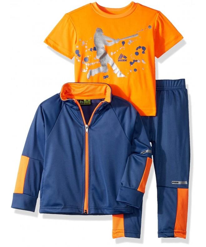 RBX Boys Tricot Jacket Pant