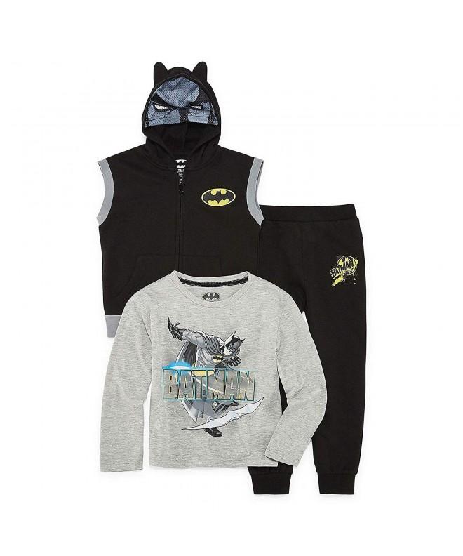 Extreme Concepts Batman Hoodie Set Toddler