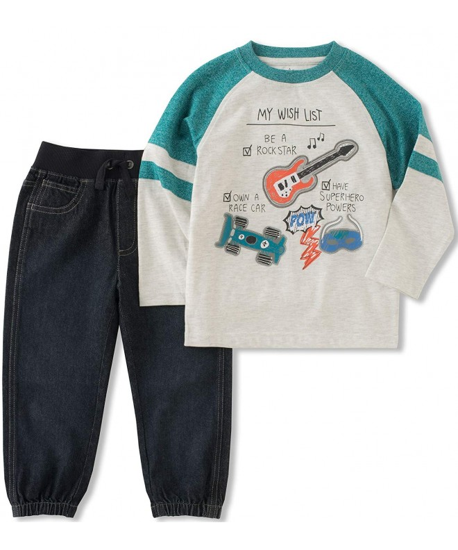 Kids Headquarters Boys Jersey Pant