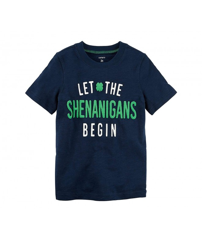 Carters Short Sleeve Shenanigans Jersey
