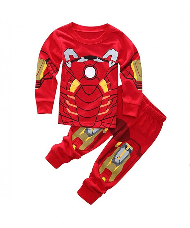 Sidney Ironman Pants Pajama 2 7Yrs