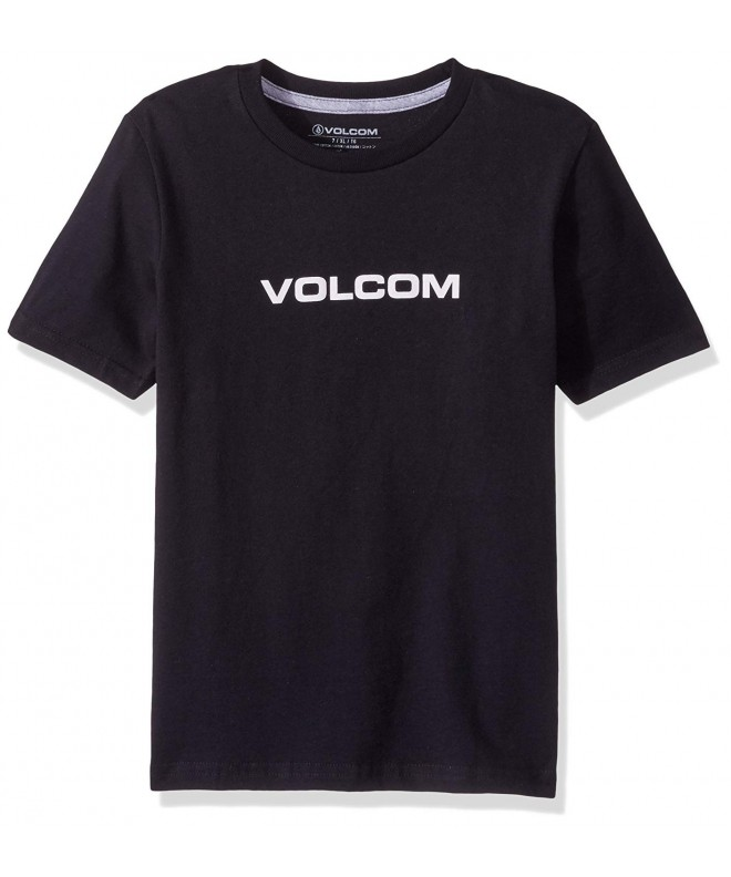 Volcom Crisp Short Sleeve Little