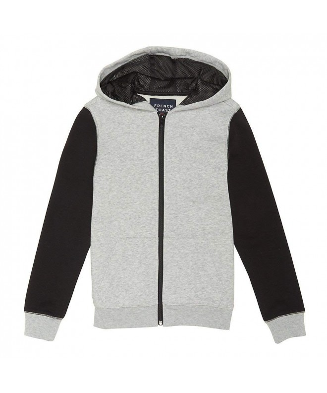 French Toast Colorblock Fleece Hoodie