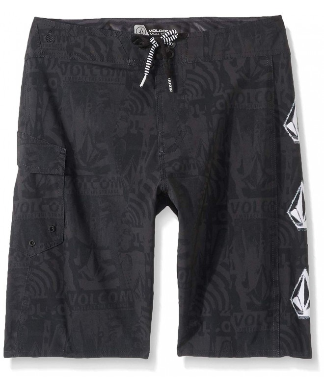 Volcom Boys Deadly Stones Boardshort