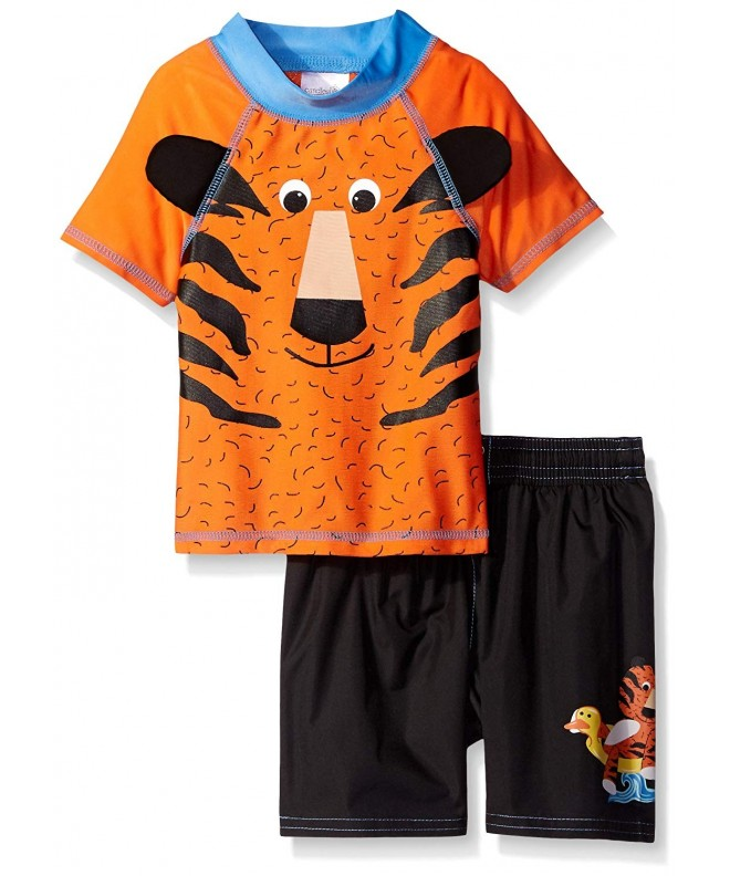 Candlesticks Boys Toddler Tiger Guard