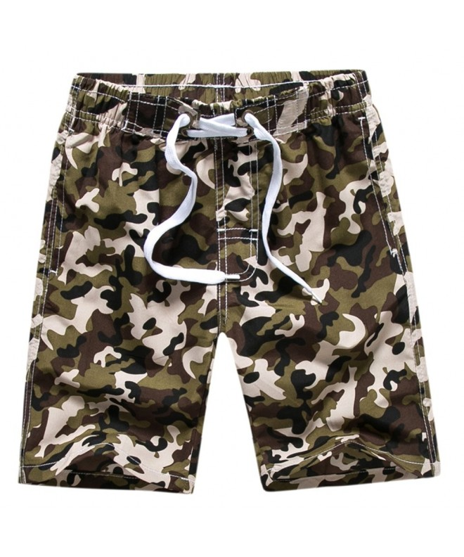 Welity Quick Floral Trunk Boardshorts