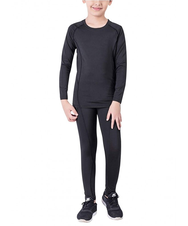 Minghe Fleece Thermal Underwear Bottom