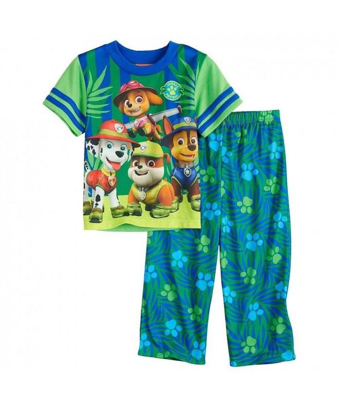 Patrol Toddler Jungle Polyester Pajama