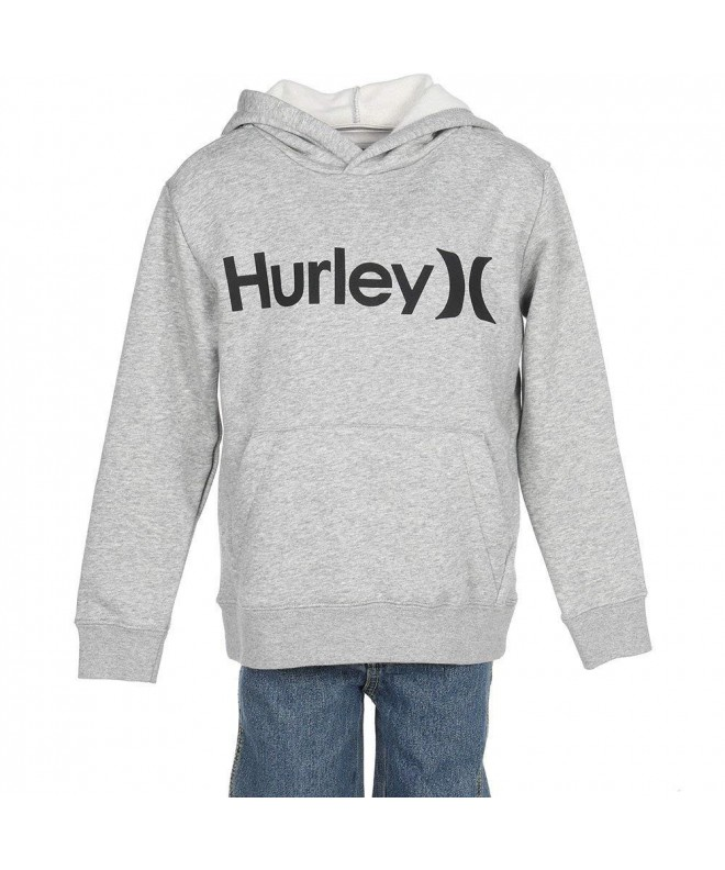 Hurley Check Pullover Hoodie AO2210