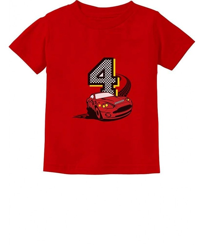 Tstars Birthday Party Toddler T Shirt