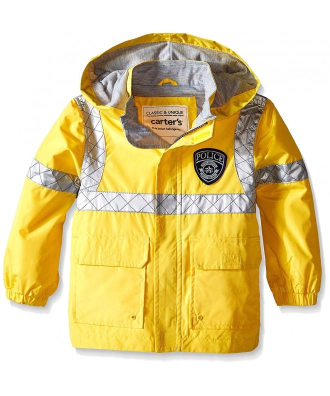 Carters Little Police Raincoat Slicker