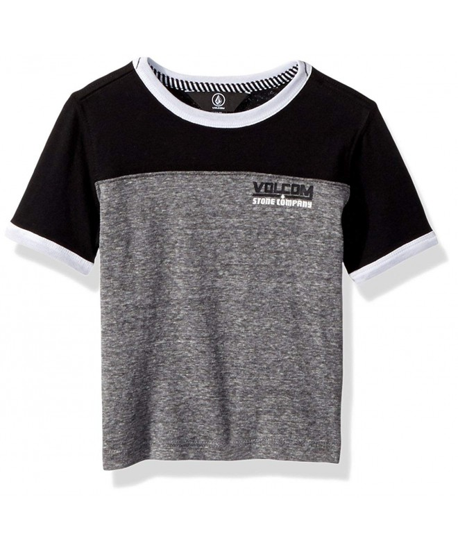Volcom Walden Short Sleeve Little