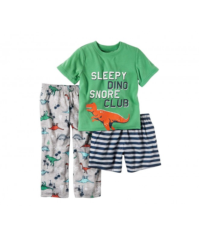 Carters Boys 5 12 Piece Dino