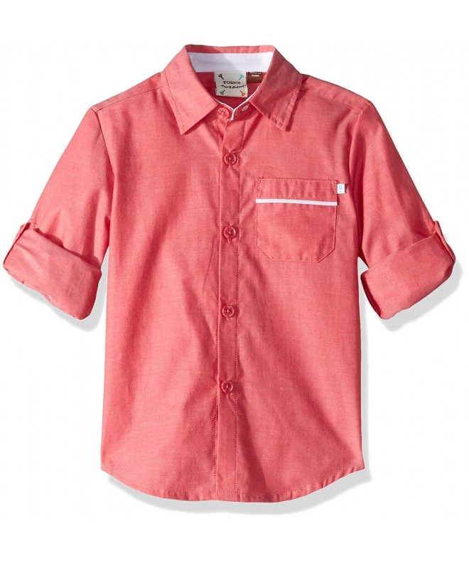 Fore Axel Hudson Rolled Shirt