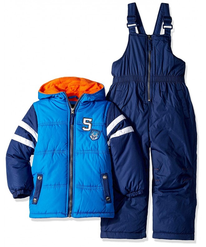 iXtreme Boys Active Colorblock Snowsuit
