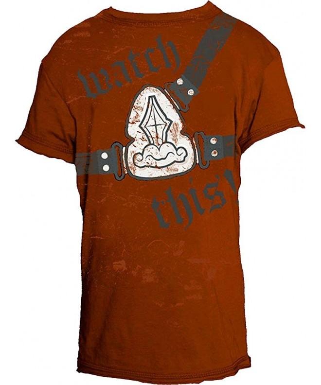 Warrior Poet Watch Short Sleeved T Shirt