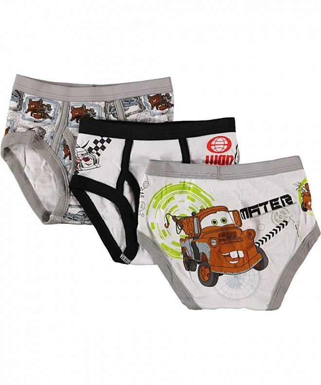 Disney Pixar 3 pk Briefs BoysSm
