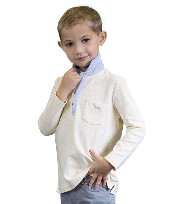 Dakomoda Toddler Cotton Shirt Sleeve