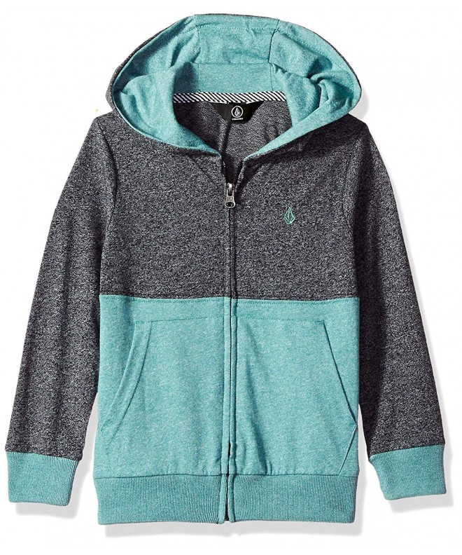 Volcom Little Wowzer Colorblock Sweatshirt