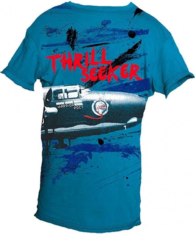 Warrior Poet Thrill Short Sleeved T Shirt