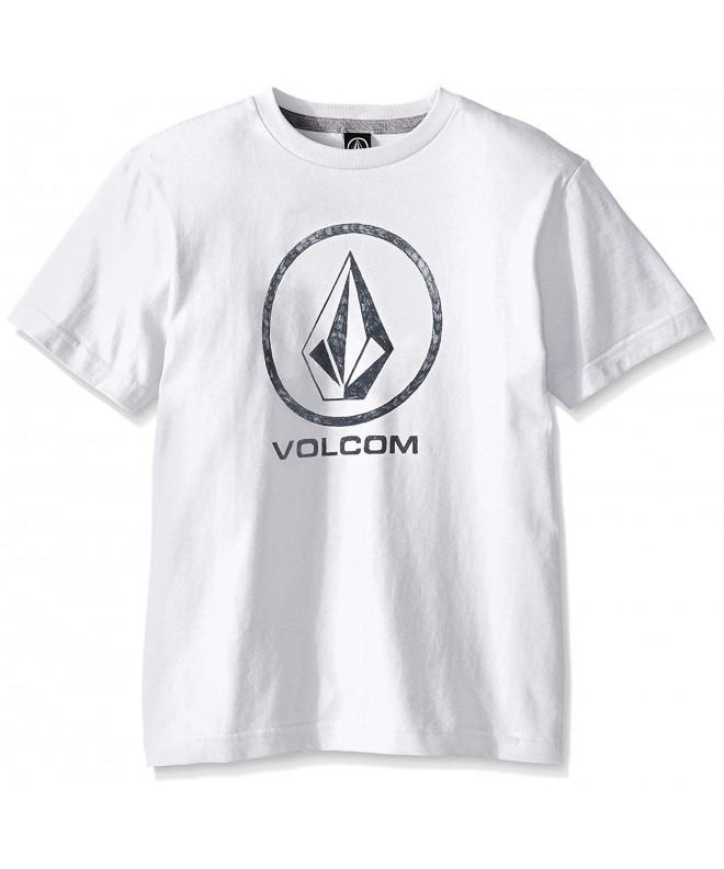 Volcom Stone T Shirt White Small