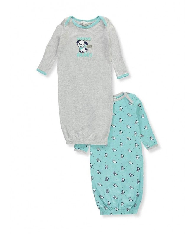 Quiltex Toddler Handsome Sleeper Gowns