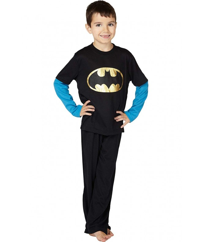 INTIMO Boys Batman Layered Pajama