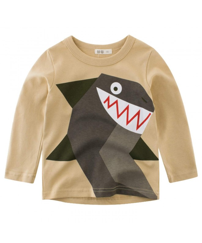 Tulucky Printed Toddler Sleeve T Shirt