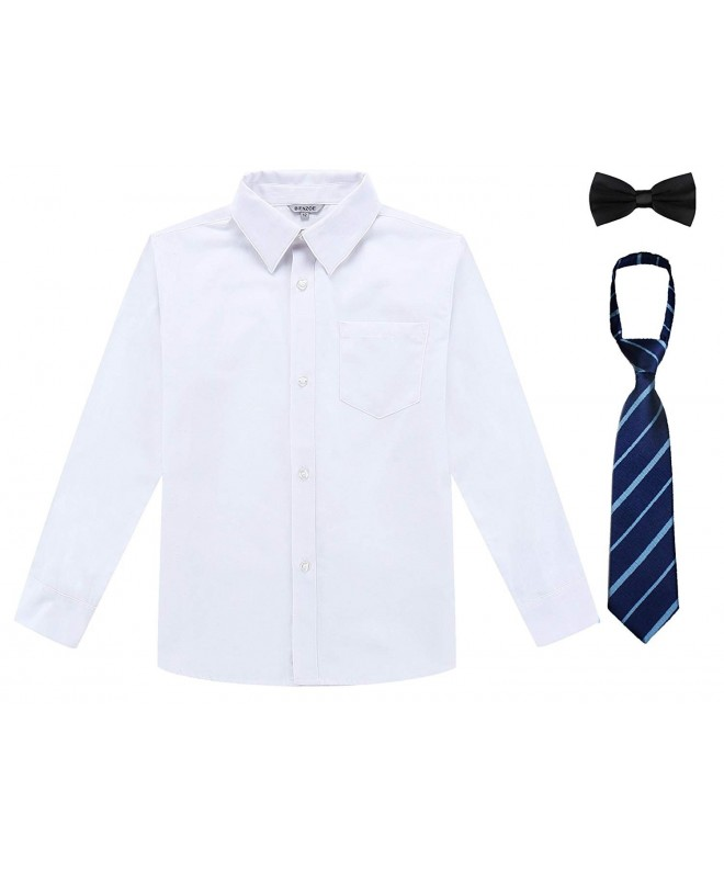 Bienzoe School Uniform Sleeve Oxford
