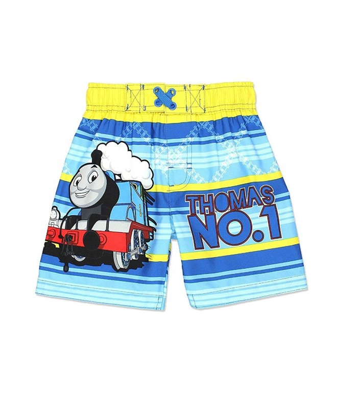 Thomas Friends Trunks Swimwear Toddler