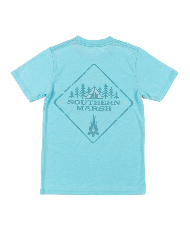 Southern Marsh Seawash Sleeve T Shirt