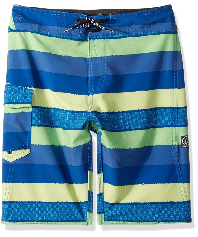 Volcom Boys Magnetic Liney Boardshort