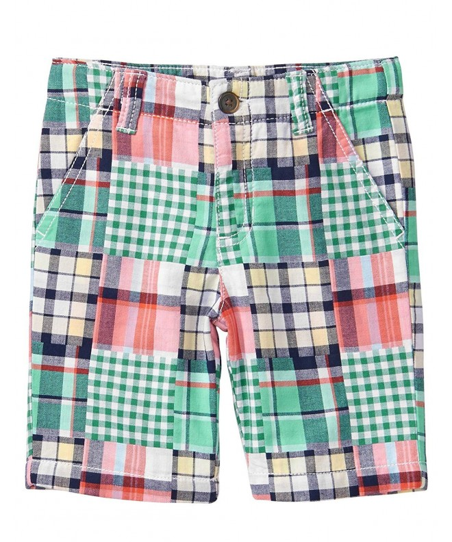 Crazy Boys Toddler Twill Shorts