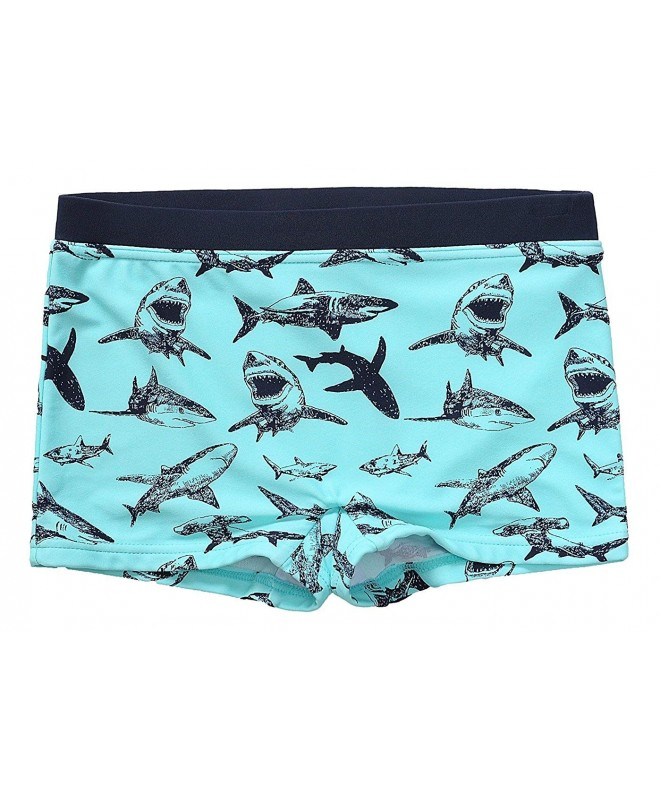 beautyin Swimming Trunks Animal Shorts