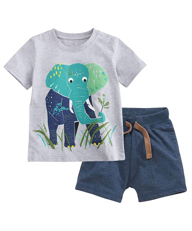 Fiream Cotton Clothing T Shirt Shorts