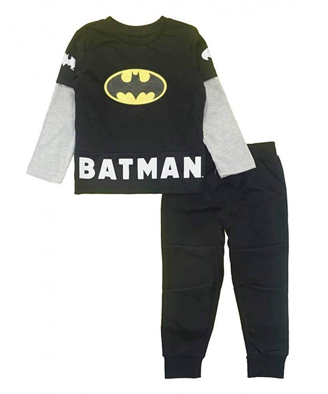 DC Comics Toddler Batman Jogger
