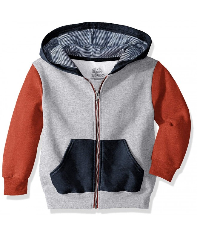 Fruit Loom Explorer Fleece Zip up