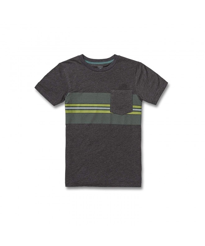 Volcom Boys Pocket Short Sleeve