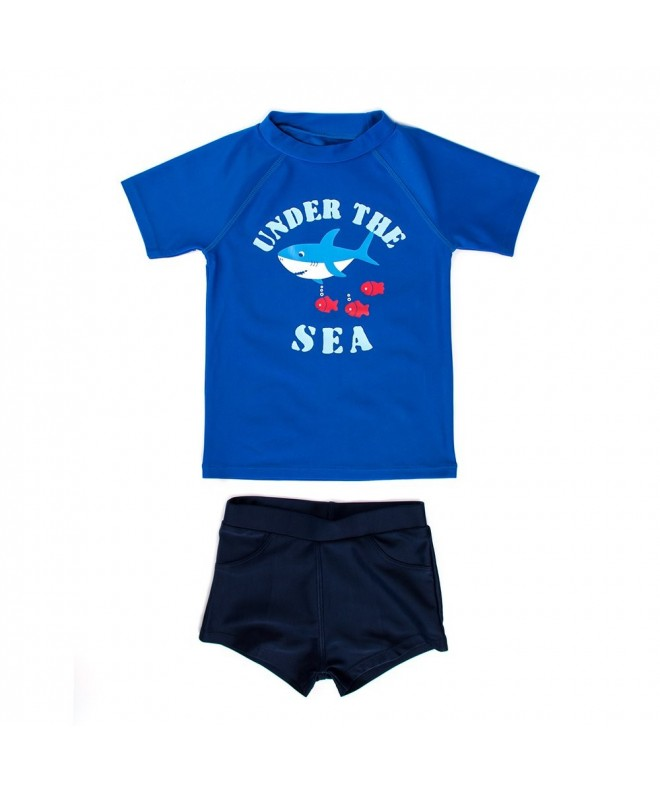 Estamico Little Sleeve Swimwear Sunsuit
